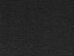Bündchenstoff Meterware Glattstrick uni, schwarz