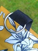 Gurtband Baumwolle 3,0 cm breit - schwarz #14