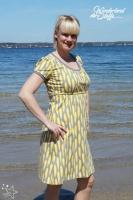 Vlieland Damen Jerseykleid Schnittmuster
