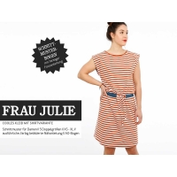 FrauJulie Jerseykleid Schnittmuster