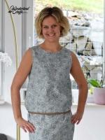 Schnittmuster Sommerkleid Frau Selma Studio Schnittreif
