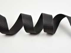Gurtband 3 cm Polypropylen, dunkelgrau