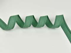 Schrägband 100% Baumwolle, mattes grün