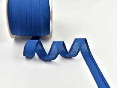 Schrägband 100% Baumwolle, königsblau