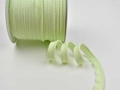 Paspelband Streifen, hellgrün