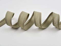 Schrägband 100% Baumwolle, beige