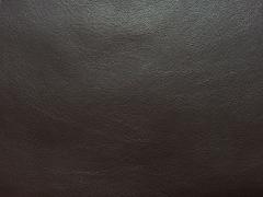 RESTSTÜCK 40 cm Leder Imitat Meterware - dunkelbraun