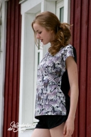 Lillesol Woman No.4 Sommershirt Schnittmuster