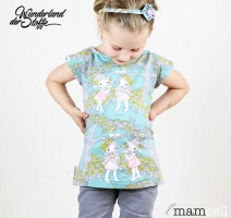 Lillestoff Bio-Jersey Summer - mint