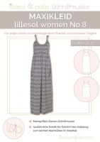 Lillesol Woman No. 8 Maxikleid Schnittmuster