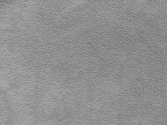 RESTSTÜCK 59 cm Fleece Anti-pilling , steingrau