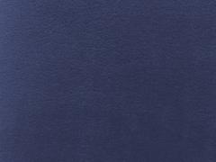 RESTSTÜCK 22 cm Fleece Stoff uni, Dunkelblau