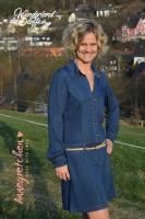 Lillesol Woman No.26 Jeanskleid Schnittmuster