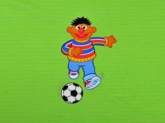 Jersey Ernie & Bert Panelstoff, 3 Motive