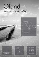 Oland´Damen Wickeljacke - Schnittmuster