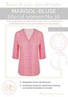 lillesol women No.30 Marisol-Bluse Schnittmuster
