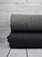 Taschenstoff Weave,  schwarz camel