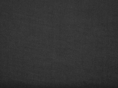 luftige Viskose Uni - schwarz