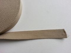 Gurtband - 2,5cm breit, taupe #45