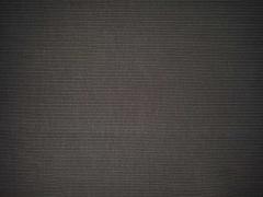 RESTSTÜCK 15 cm Bündchen, Feinripp - dunkelbraun