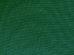 Bündchenstoff Meterware Glattstrick uni, dunkelgrün