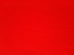 Canvas Stoff uni, rot