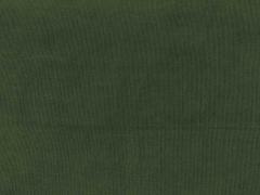 RESTSTÜCK 75 cm Feincord uni -dunkel khaki