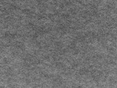 RESTSTÜCK 10 cm Hochwertiger Filz,waschbar,1mm,mittelgrau melange