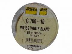 G700 Gewebeeinlage Freudenberg, weiss