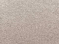 RESTSTÜCK 31 cm Strickstoff glatter  Monaco, beige melange