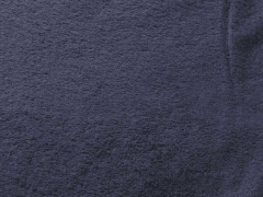 Handtuch Frottee, dunkelblau