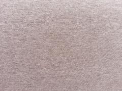 RESTSTÜCK 20 cm Jersey Melange - braun