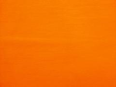 RESTSTÜCK 24 cm Jerseystoff uni, sehr kräftiges orange