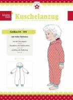 Schnittmuster Kinderoverall Kuschelanzug Klimperklein