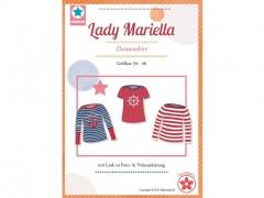 Lady Mariella Damenshirt Schnittmuster