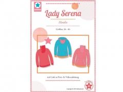 Lady Serena Hoodie Schnittmuster