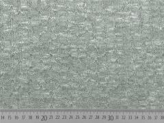 Luftiger Strick mit kleinem Zopfmuster-mint