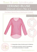Lillesol Stars No. 13 Verano Bluse Schnittmuster