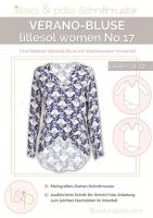 Lillesol Woman No. 17 Verano Bluse Schnittmuster