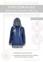 Lillesol Woman No.15 Kapuzenjacke Schnittmuster