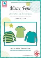 Mister Pepe Herrenshirt Schnittmuster