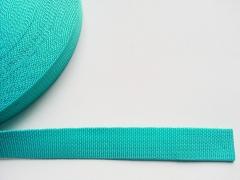 Gurtband 3 cm Polypropylen, türkis