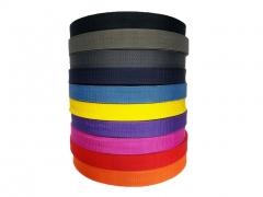 Gurtband 3 cm (Polypropylen), schwarz