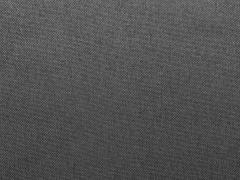 RESTSTÜCK 19 cm Taschenstoff ROM Canvas strapazierfähig, anthrazit meliert