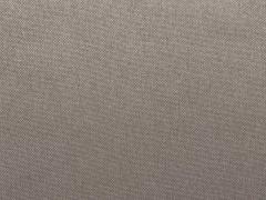 RESTSTÜCK  64 cm Rom Taschenstoff - graubraun melange