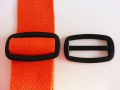 2 Schieber 4 cm (40mm) schwarz