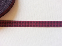 Staaars Farbenmix pink-grau, Webband