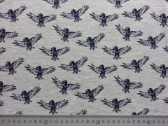 Leichter Sweat Eagle Adler - grau melange/navy