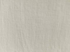 RESTSTÜCK 42 cm Taslan Jackenstoff, hellbeige