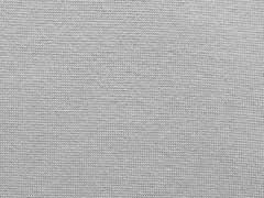 glattes Bündchen - grau